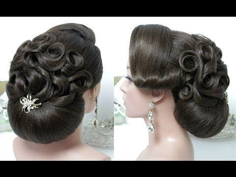 Bridal Updo (View 2 of 15)