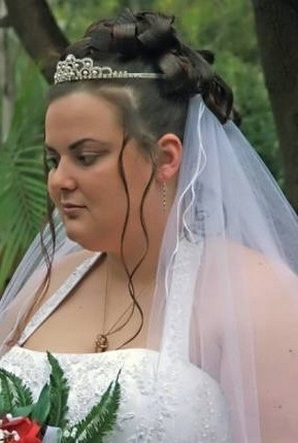 Bridal Updo With Tiara And Veil (1 Comment) For Wedding Hairstyles With Tiara And Veil (View 12 of 15)