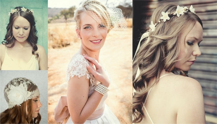 Bridal Wedding Hairstyles For Outdoor Weddings Pertaining To Outdoor Wedding Hairstyles For Bridesmaids (View 5 of 15)