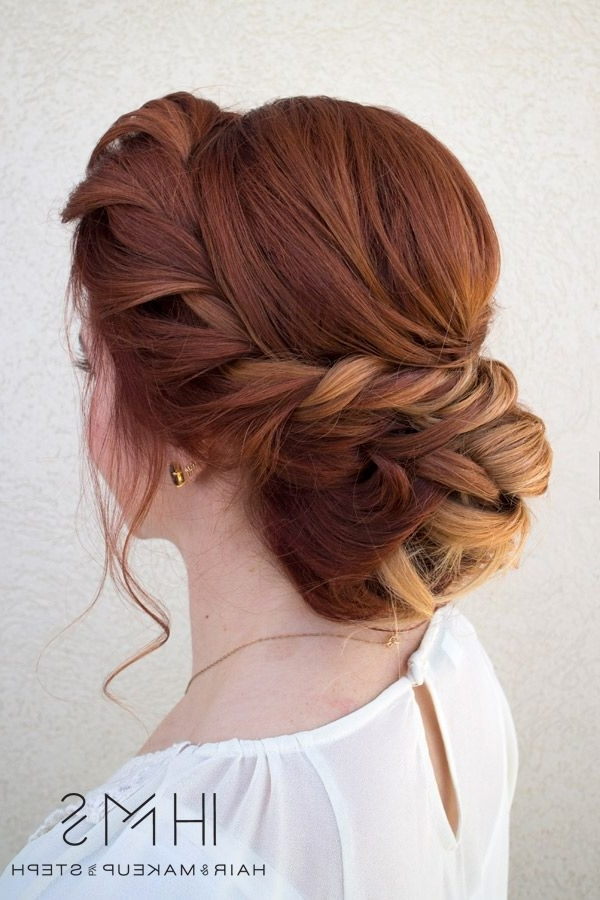 Bridal Worshop | Updo, Beautiful Hairstyles And Red Hair Inside Wedding Hairstyles For Long Red Hair (View 3 of 15)