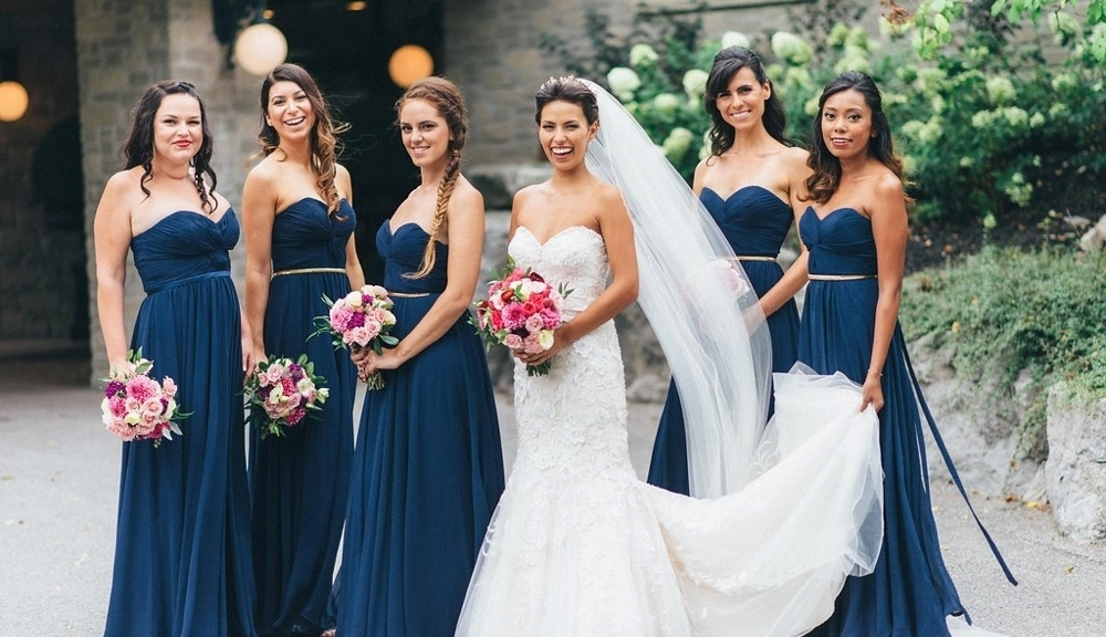 Bride And Bridesmaid Hair 15533 | Fashion Trends With Regard To Wedding Hairstyles For Bride And Bridesmaids (View 13 of 15)