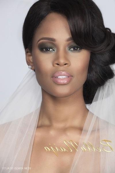 Brides Wedding Hairstyle Weaves Hair – Best Haircut Style Within Wedding Hairstyles With Weave (View 5 of 15)