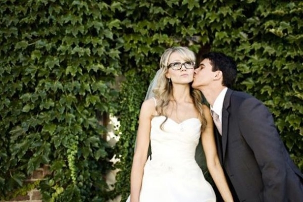 Brides With Glasses; How To Rock Specs At Your Wedding | Wedding With Wedding Hairstyles With Glasses (View 6 of 15)
