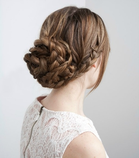 Bridesmaid Hairstyle – Miikuu1986??? For Wedding Hairstyles For Junior Bridesmaids (View 10 of 15)