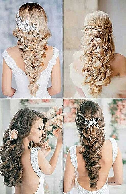 Bridesmaid Hairstyles For Long Curly Hair Lovely Wedding Hairstyles Inside Wedding Hairstyles For Long Hair For Bridesmaids (View 12 of 15)