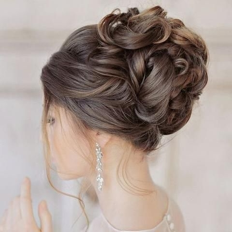 Bun Hair Extensions Upstyles Wedding – Google Search | Esküv?i For Upstyles Wedding Haircuts (View 7 of 15)