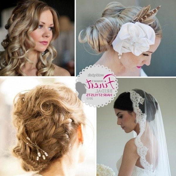 Canada's Finest Bridal Hair Stylists | Weddingbells Regarding Edmonton Wedding Hairstyles (View 13 of 15)