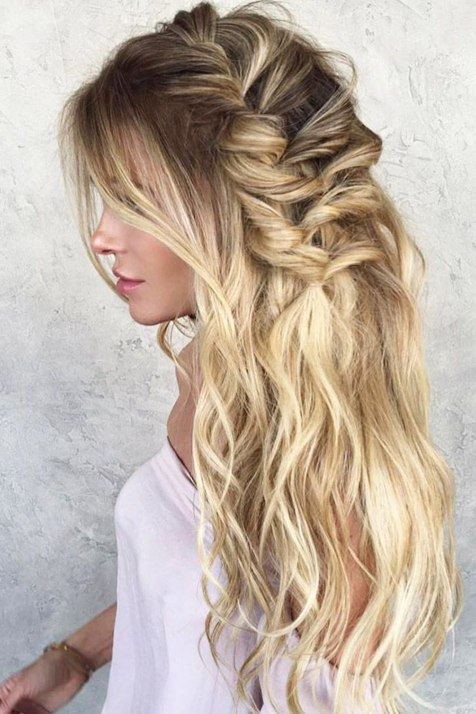 Casual Wedding Guest Hairstyles – The Best Wedding Guest Hairstyles Pertaining To Casual Wedding Hairstyles (View 10 of 15)