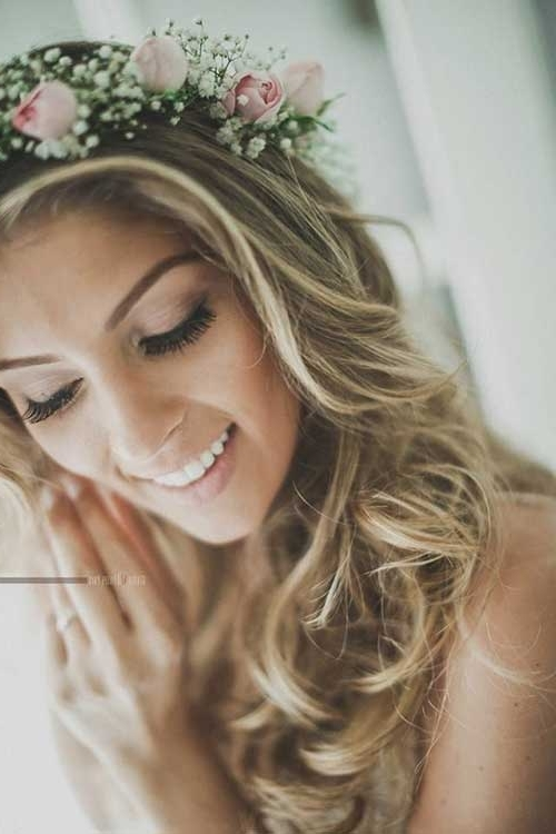 Casual Wedding Hairstyles – Hairstyle For Women & Man In Casual Wedding Hairstyles (View 11 of 15)