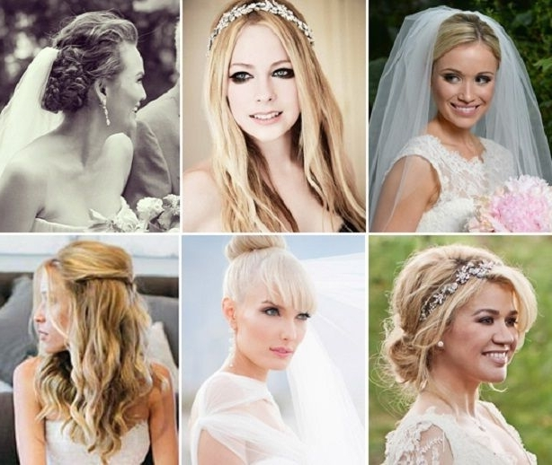 Celebrity Wedding Hairstyles: Celebrity Updo Hairstle Pictures With Celebrity Wedding Hairstyles (View 10 of 15)