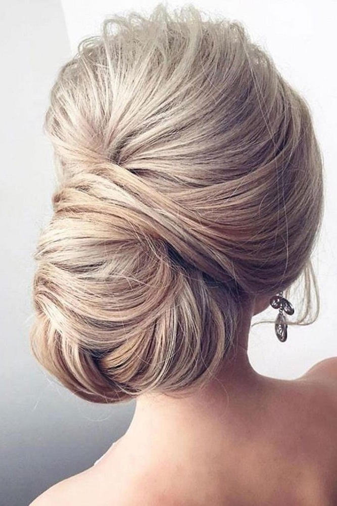 Chic And Easy Wedding Guest Hairstyles ? See More: Http://www Inside Upstyles Wedding Haircuts (View 9 of 15)