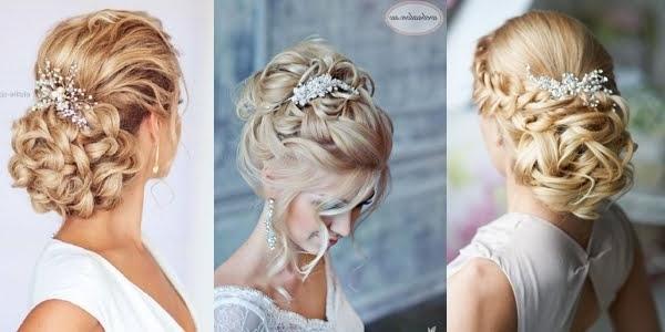 Chic And Elegant Wedding Hairstyles! Regarding Elegant Wedding Hairstyles For Long Hair (View 6 of 15)
