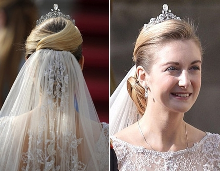 Chic Wedding Hairstyles | Here We Will Give You Lots Of Chic Wedding Intended For Wedding Hairstyles With Veil Over Face (View 11 of 15)