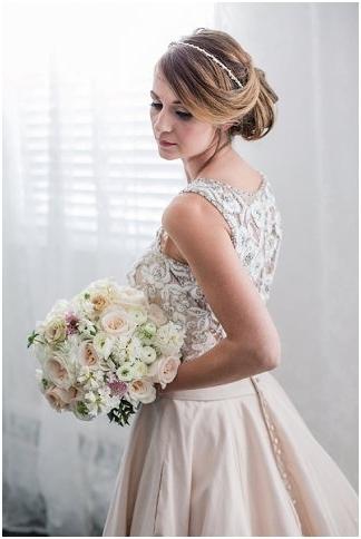 Classic Classy Audrey Hepburn Wedding Style In Audrey Hepburn Wedding Hairstyles (View 10 of 15)