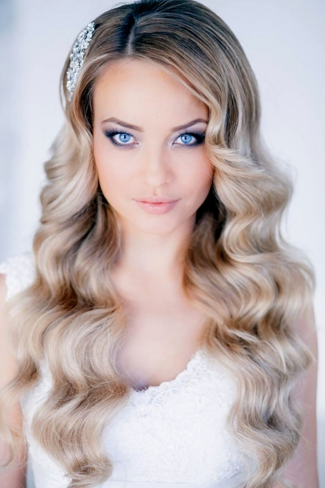 Classic Wedding Hairstyles Long Hair Party Decoration 50Th | Best Throughout Classic Wedding Hairstyles For Long Hair (View 10 of 15)