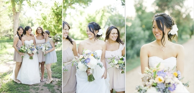 Colorado Garden Wedding Photos | Wedding Dress | Hairstyles | Bridal In Outdoor Wedding Hairstyles For Bridesmaids (View 12 of 15)