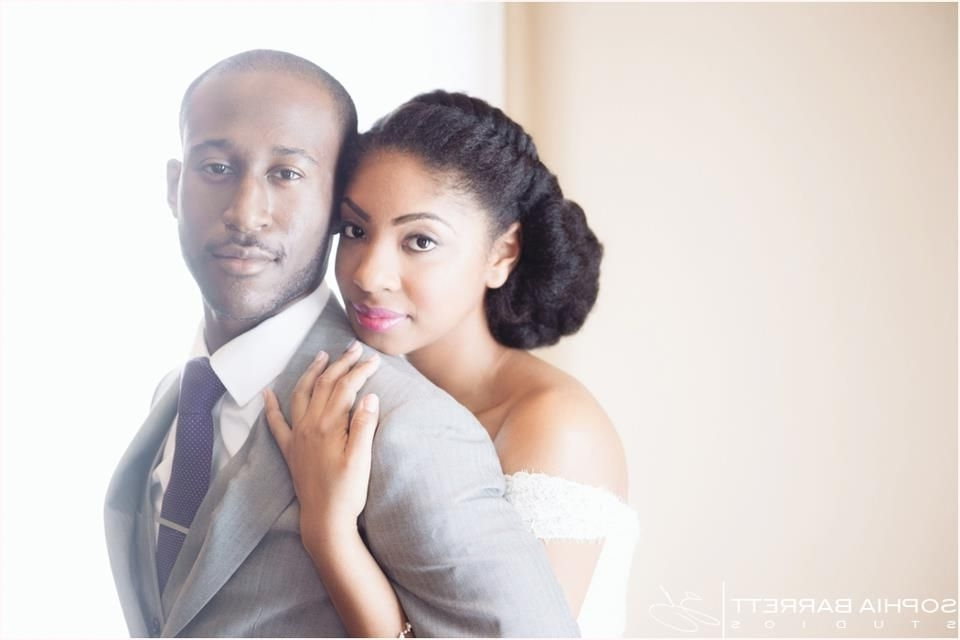 Congratulations Natural Chica! Wishing Mae And Anthony A Lifetime Of Pertaining To Zambian Wedding Hairstyles (View 7 of 15)