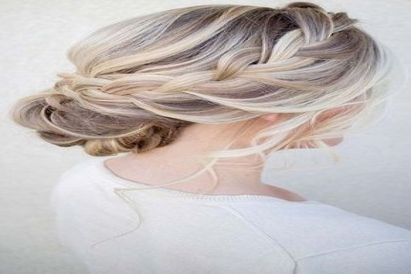 Country Wedding Hairstyles For Short Hair   Hairstyles Ideas For . (View 9 of 15)