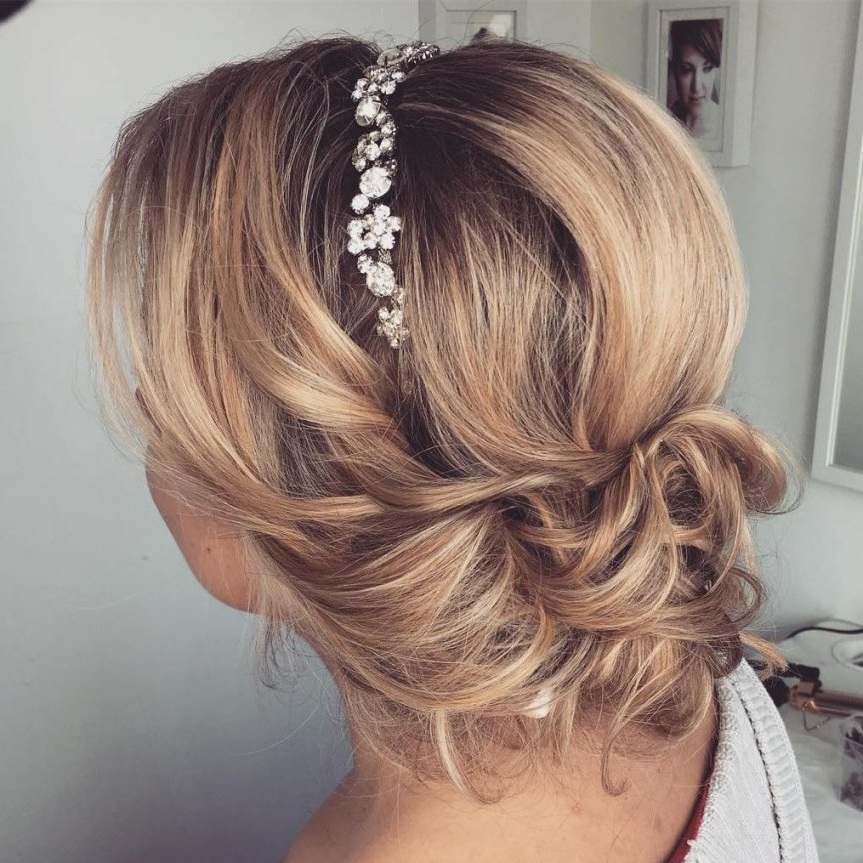 Country Wedding Hairstyles For Short Hair   Latest Hairstyles With Regard To Country Wedding Hairstyles For Short Hair (View 6 of 15)
