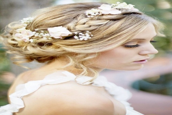Country Wedding Hairstyles For Short Hair   Webshop Nature Throughout Country Wedding Hairstyles For Short Hair (View 15 of 15)