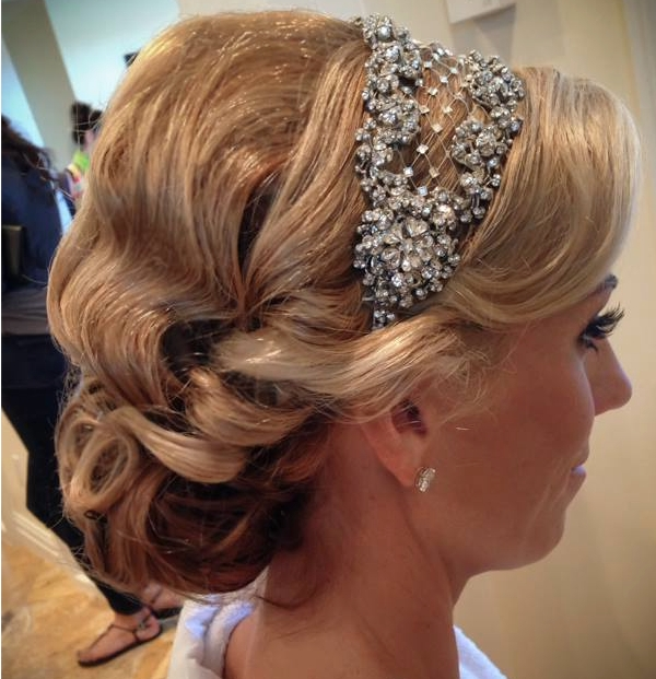 Creative And Elegant Wedding Hairstyles For Long Hair – Modwedding With Creative And Elegant Wedding Hairstyles For Long Hair (View 6 of 15)