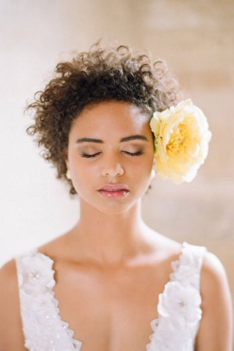 Curls Understood Fall Wedding Hairstyles For Short Natural Hair 9 In Wedding Hairstyles For Short Natural Hair (View 11 of 15)