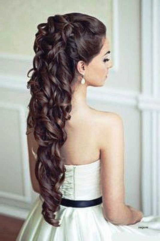 Curly Hairstyles For A Wedding Guest Fresh Wedding Guest Hairstyles For Wedding Guest Hairstyles For Long Curly Hair (View 5 of 15)