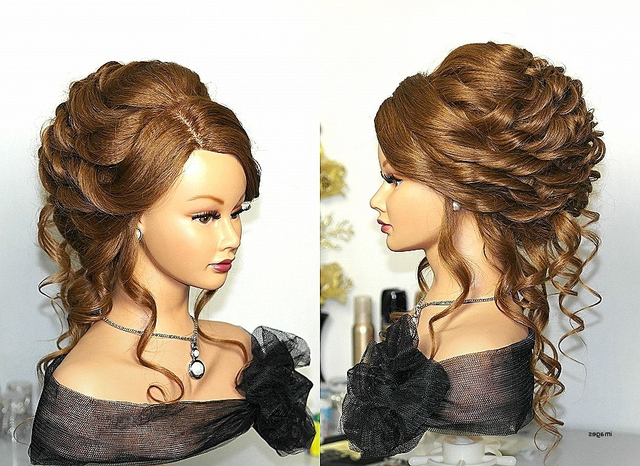 Curly Hairstyles (View 6 of 15)