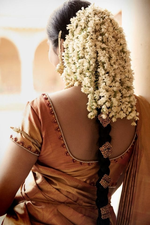 Featured Photo of Hindu Wedding Hairstyles For Long Hair