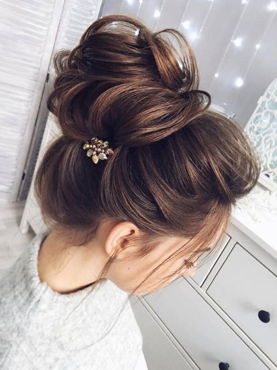 ???????? ?? ????????? ??????? ?????? | ???? | Pinterest | Updos With Regard To Medium Length Straight Hair Wedding Hairstyles (View 4 of 15)