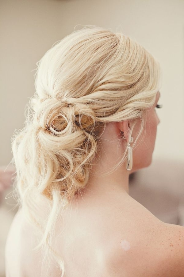 Dallas Garden Wedding | Wedding Hair Photos, Chic Wedding And Wedding With Outdoor Wedding Hairstyles For Bridesmaids (Gallery 9 of 15)