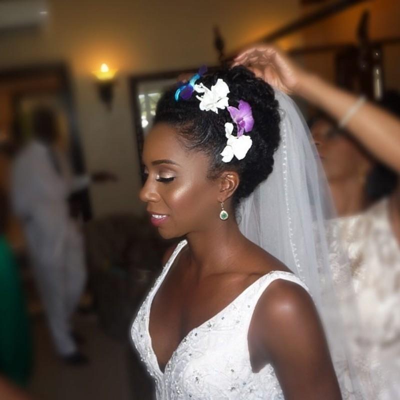 Deedzbeautyconcepts – Beauty & Health – Kingston – Weddingwire For Jamaican Wedding Hairstyles (View 3 of 15)
