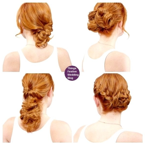 Do It Yourself Wedding Guest Hairstyles | Elite Wedding Looks With Diy Wedding Guest Hairstyles (View 6 of 15)