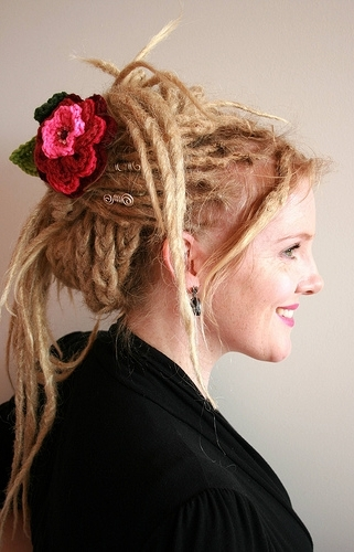 Dreadlock Wedding Hairstyles – Prom Hairstyles Regarding Dreadlocks Wedding Hairstyles (View 7 of 15)