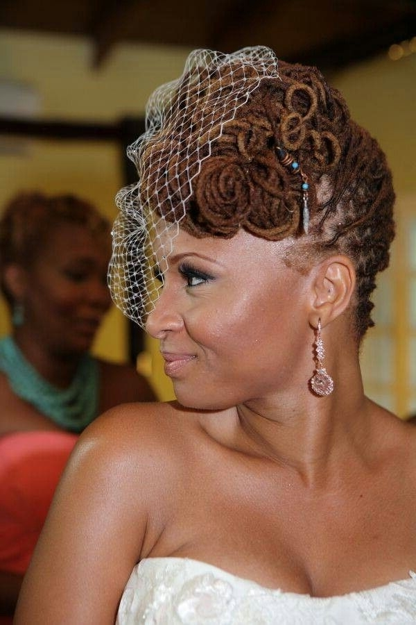Dreadlocks Wedding Hairstyles – Hairstyle For Women & Man Intended For Wedding Hairstyles With Dreads (Gallery 15 of 15)