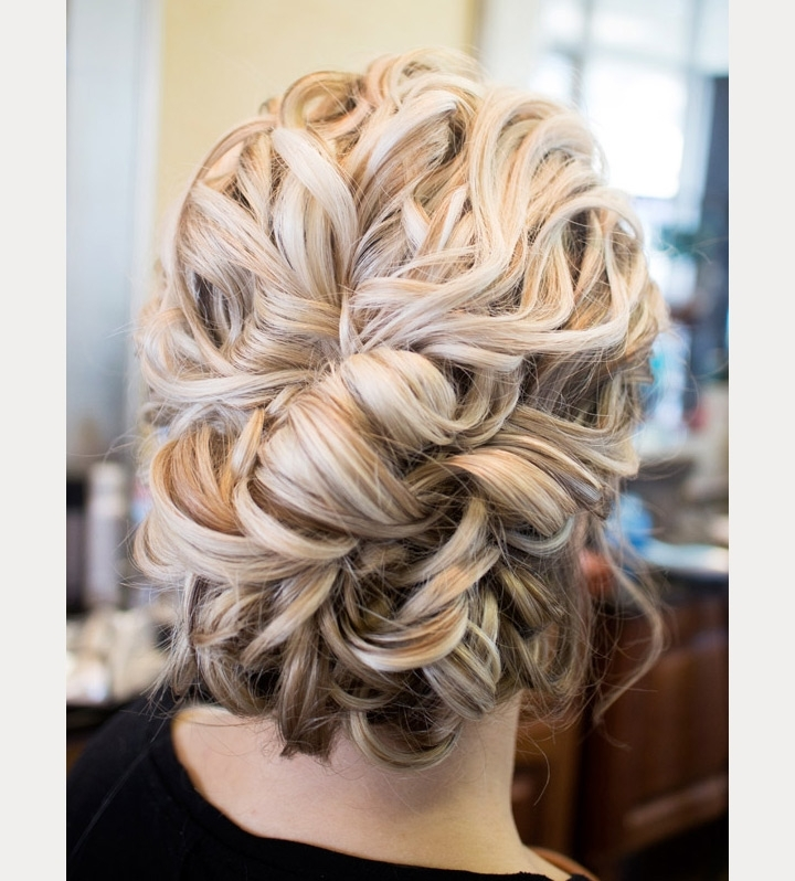 Drop Dead Gorgeous Curly Wedding Updos – Mon Cheri Bridals Pertaining To Curly Updos Wedding Hairstyles (Gallery 15 of 15)