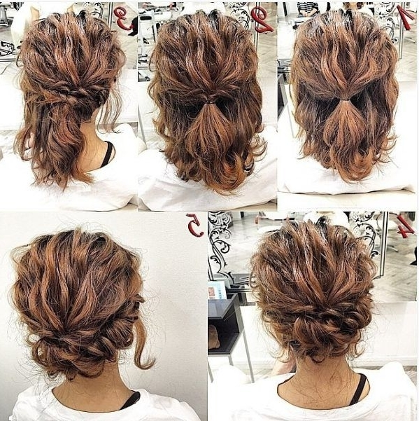 Easy Hairstyles For Thin Hair 25 Unique Thin Straight Hair Ideas On In Wedding Hairstyles For Thin Straight Hair (View 4 of 15)