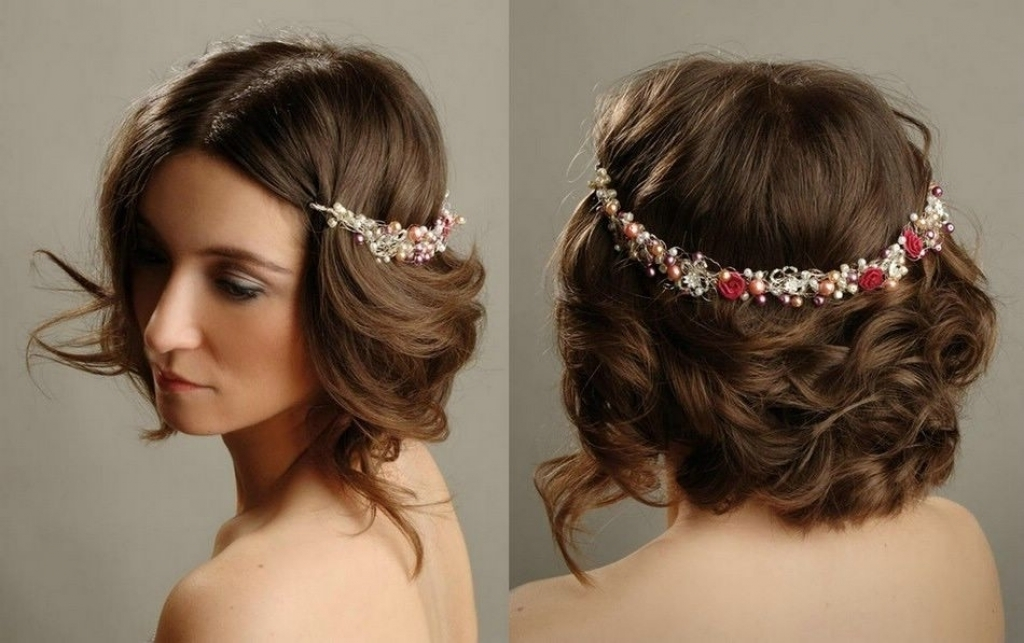 Easy Indian Wedding Hairstyles For Short Hair – The Newest Hairstyles Intended For Easy Indian Wedding Hairstyles For Short Hair (View 11 of 15)