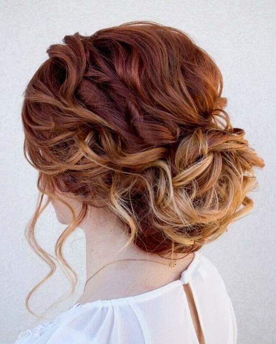 Easy Updo For Medium Length Hair | Hair For Mel's Wedding Pertaining To Elegant Wedding Hairstyles For Shoulder Length Hair (View 7 of 15)