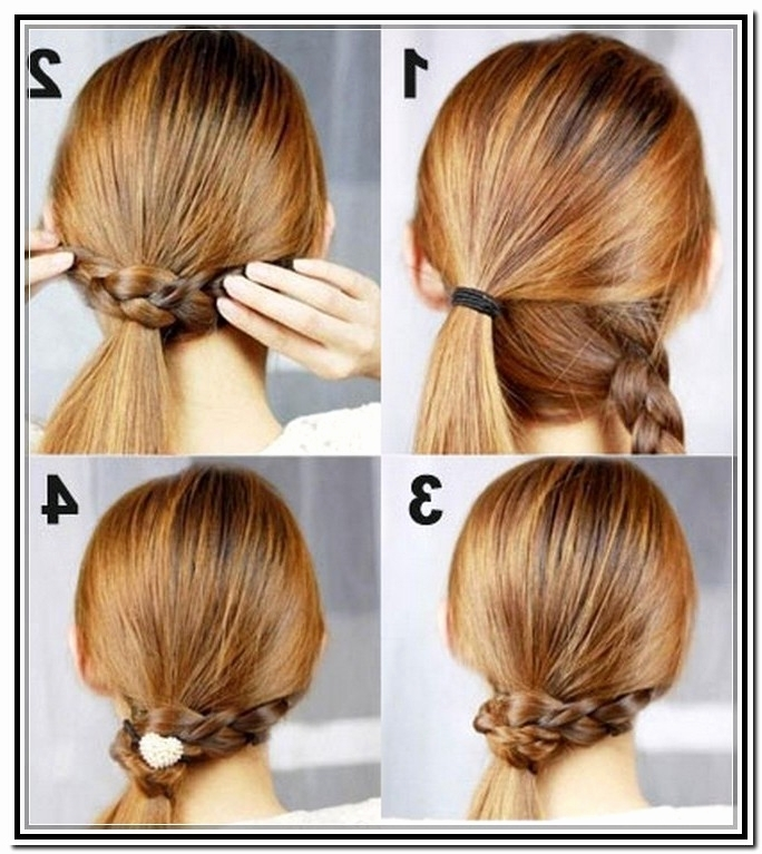 Easy Wedding Guest Hairstyles In Accordance With Perfect Hair Inside Easy Wedding Guest Hairstyles For Medium Length Hair (View 5 of 15)