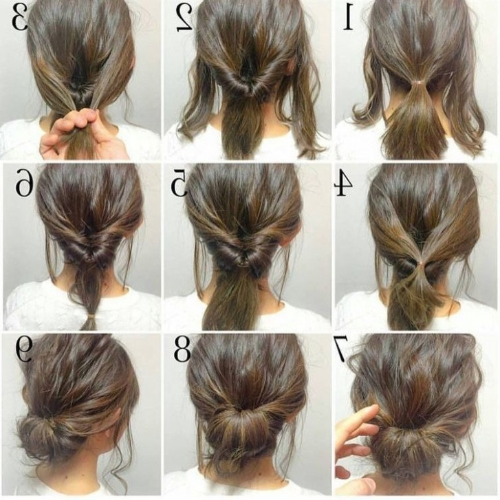 Easy Wedding Hairstyles You Can Do Yourself | Hairstyles Long Hair With Regard To Wedding Hairstyles That You Can Do Yourself (View 8 of 15)