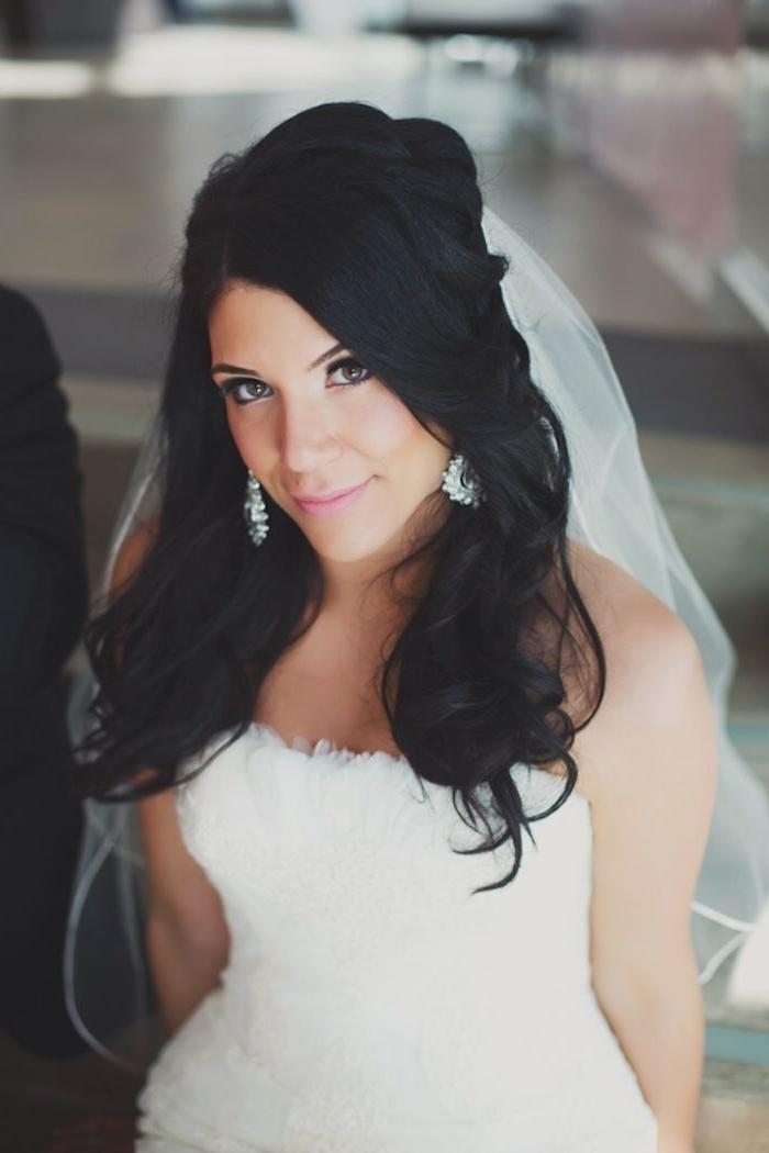 Edmonton Wedding At The Luxury Matrix Hotel – Modwedding With Edmonton Wedding Hairstyles (View 7 of 15)