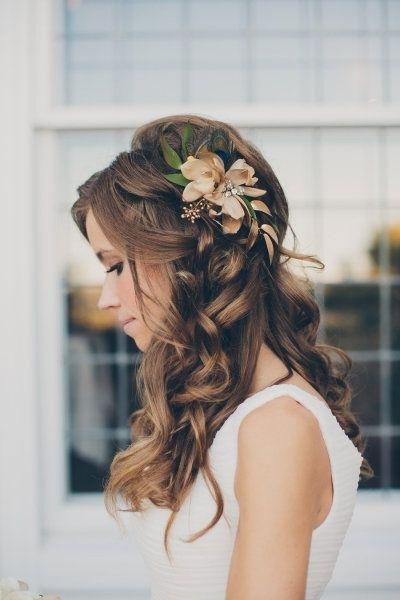 Edmonton Wedding From Mango Studios + Bella Figura | Loose Curls With Edmonton Wedding Hairstyles (View 3 of 15)