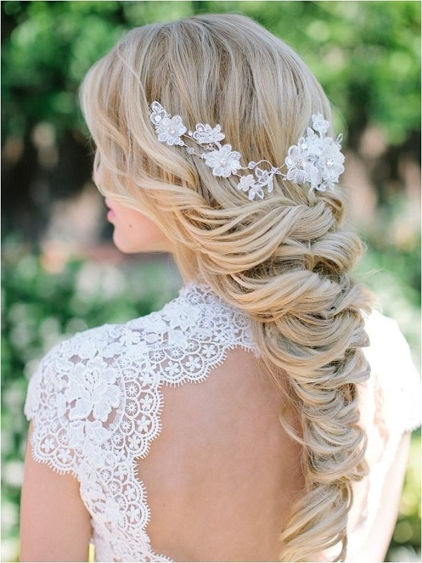 Elegant And Classic Bridal Wedding Hairstyles   Deer Pearl Flowers Throughout Summer Wedding Hairstyles For Bridesmaids (View 14 of 15)