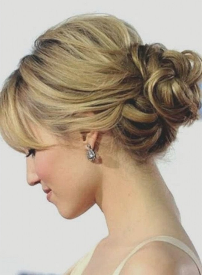 Elegant Hairstyles Shoulder Length Hair Wedding Charming Anywhere Throughout Hairstyles For Medium Length Hair For Wedding Guest (View 14 of 15)