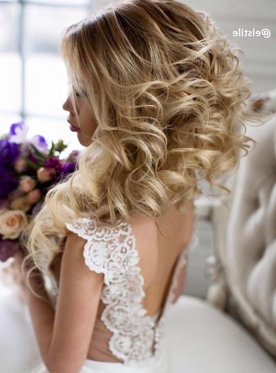 Elstile Wedding Hairstyles For Long Hair 4   Deer Pearl Flowers Within Elstile Wedding Hairstyles For Long Hair (View 6 of 15)