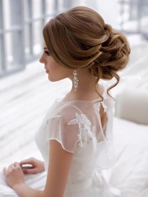 Elstile Wedding Hairstyles For Long Hair 5   Pinterest   Wedding With Elstile Wedding Hairstyles For Long Hair (View 7 of 15)