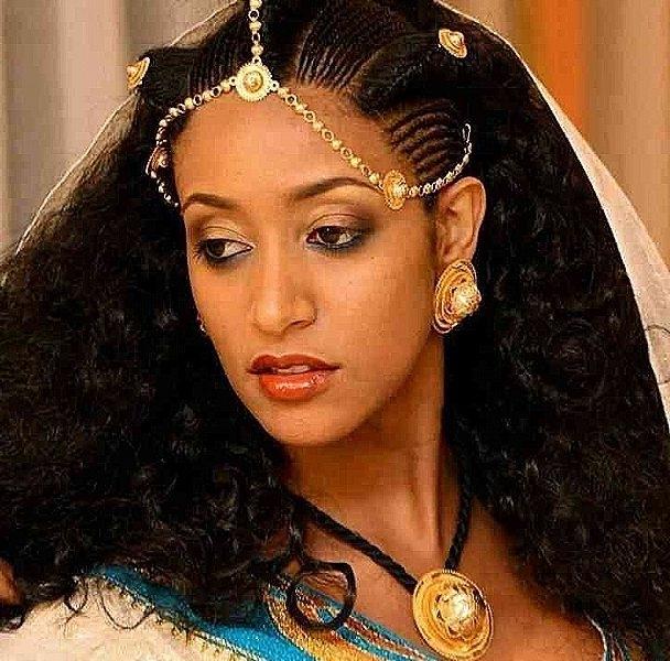 Ethiopian Wedding Hairstyles : Best Hairstyles In 2018 – Best For Ethiopian Wedding Hairstyles (View 3 of 15)