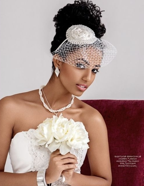 Featured Photo of Ethiopian Wedding Hairstyles