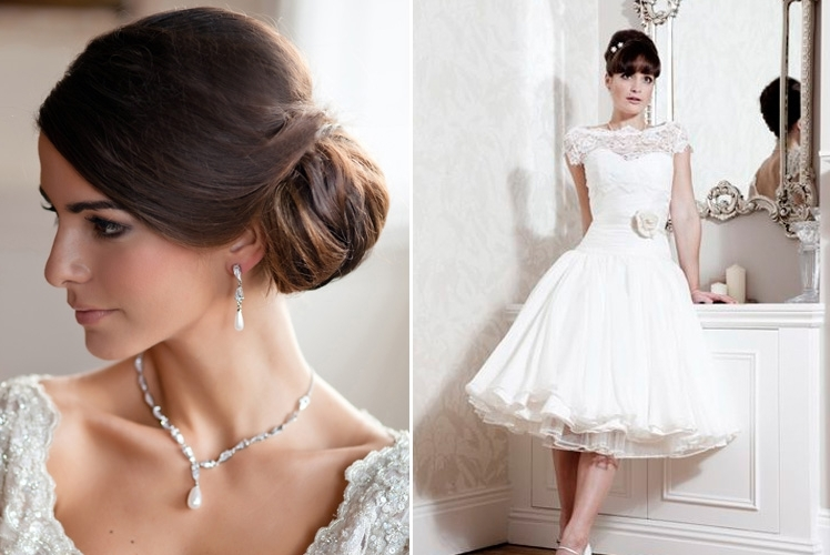 Fabulous Vintage Hairstyles For All Occasions | Glitzy Secrets With Regard To Audrey Hepburn Wedding Hairstyles (View 12 of 15)